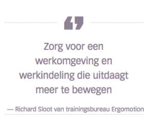 Ergomotion Richard Sloot