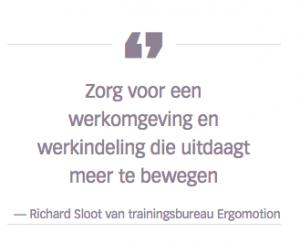 Ergomotion Richard Sloot
