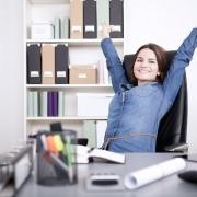 bewegen op het werk
